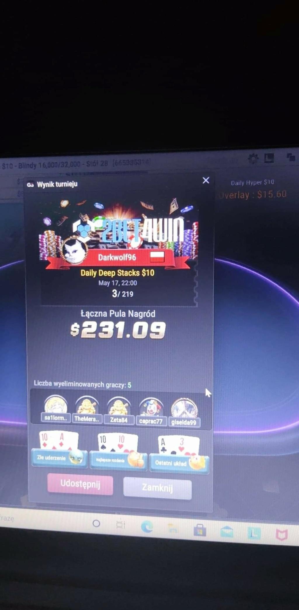 Screenshoty naszych wygranych - poker - Page 9 Receiv10