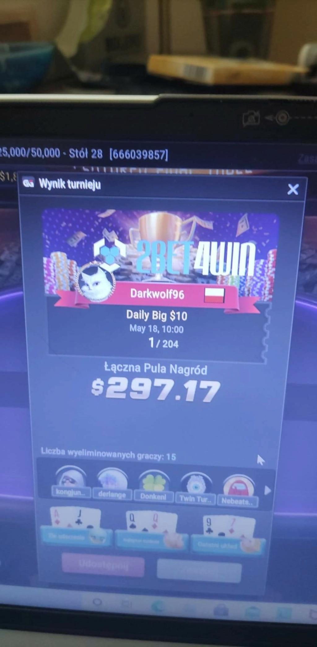 Screenshoty naszych wygranych - poker - Page 9 Receiv11