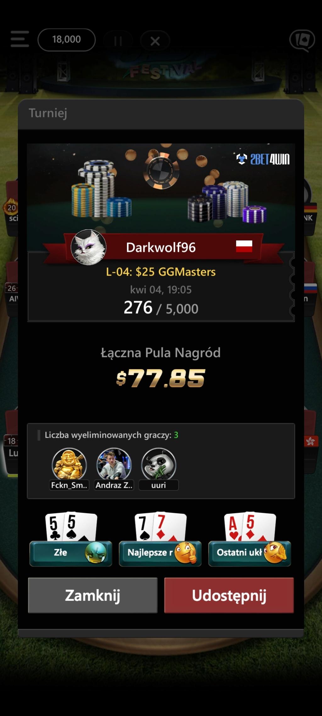Screenshoty naszych wygranych - poker - Page 8 Screen13