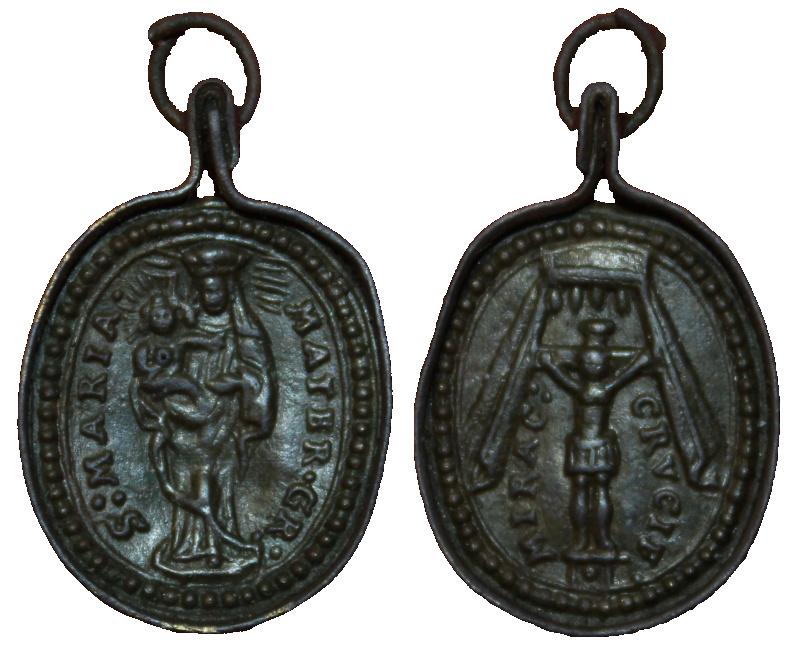 Necesita ayuda para identificar esta medalla. 116