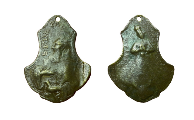 San Francisco de Paula / sin ident., S. XVIII 14110
