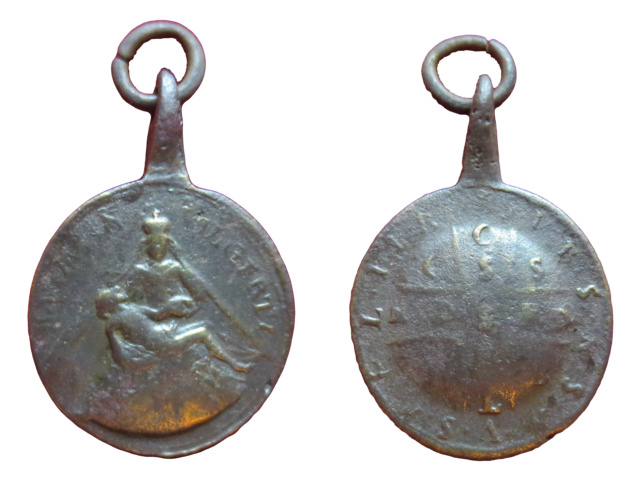 Piedad de Vilgertshofen de Landsberg / Cruz de San Benito- S. XVIII 15010