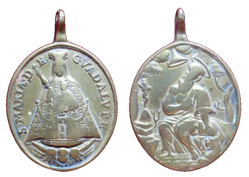 Ntra. Sra. de Guadalupe de Cáceres - San Jerónimo, S. XVIII 30910