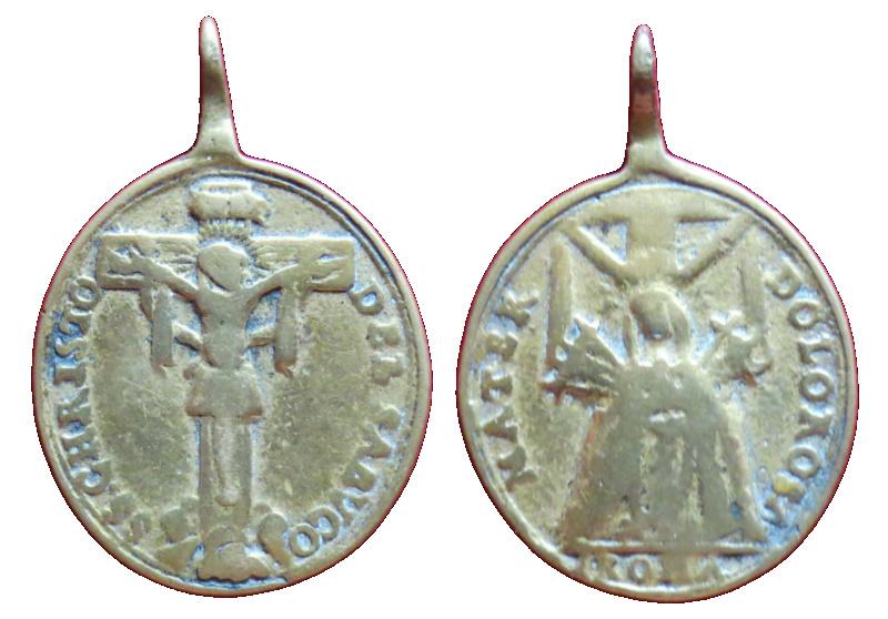 Santísimo Cristo del Sahúco / Mater Dolorosa, S. XVIII 31610