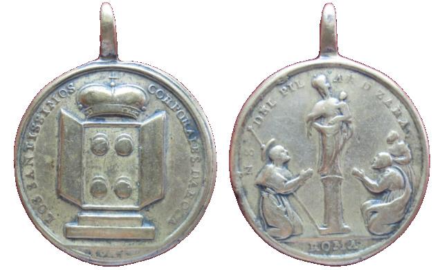 Ntra. Sra. del Pilar / SS. Corporales de Daroca  (R.M. SXVIII-C172) 35610