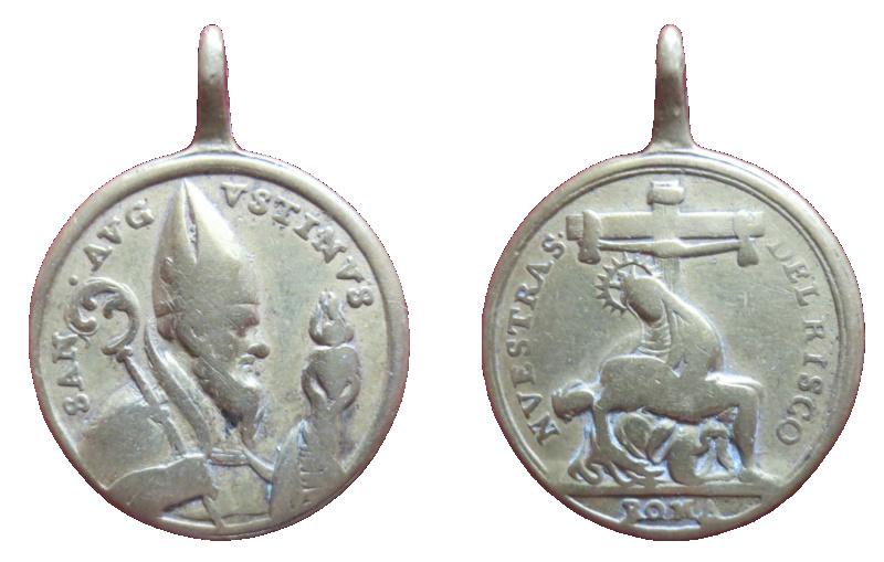 San Agustín de Hipona / Ntra. Sra. del Risco (R.M. SXVIII-C169) (AM) 516a10
