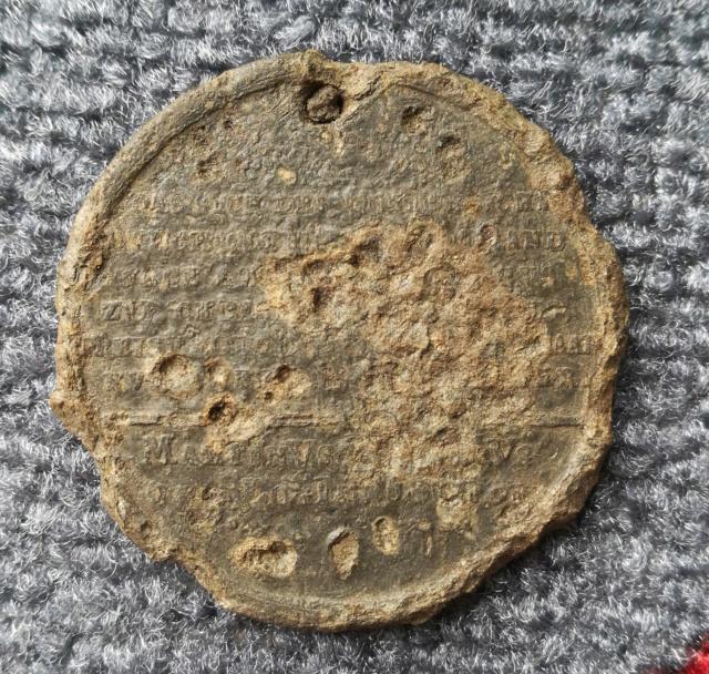 Medalla conmemorativa de la Reforma protestante Cm180810