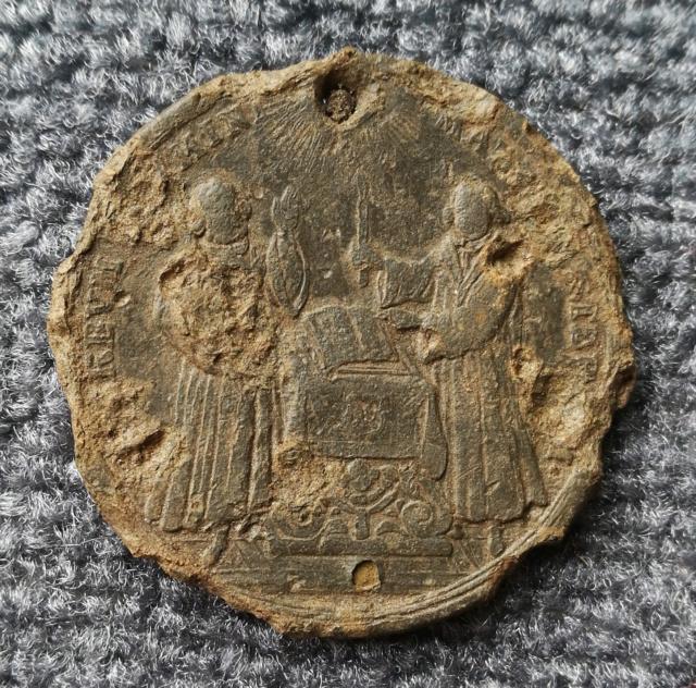 Medalla conmemorativa de la Reforma protestante Cm180811