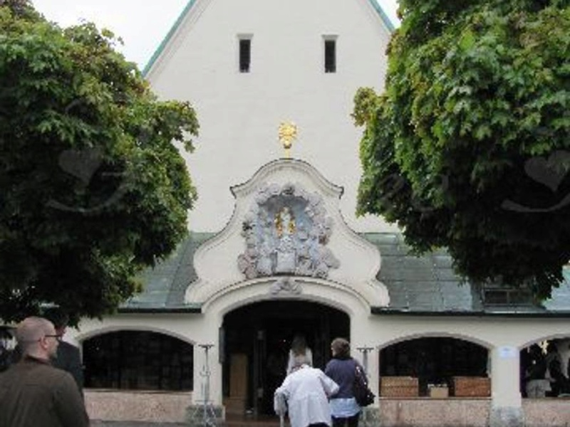 Santa María Dorfen / S. María Altötting (Oethingensis) S.XVIII Gnaden10