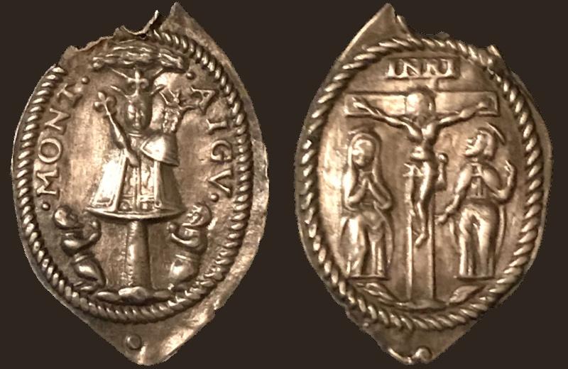 Notre Dame de Montaigu / Crucifixión  (R.M.  SXVII-O503) (AM) Img_9812