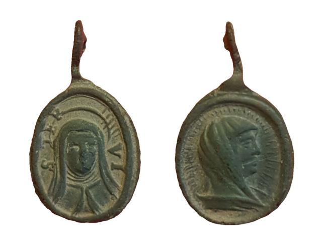 Santa Teresa de Jesús / Mater Salvatoris, s. XVII Teresi11