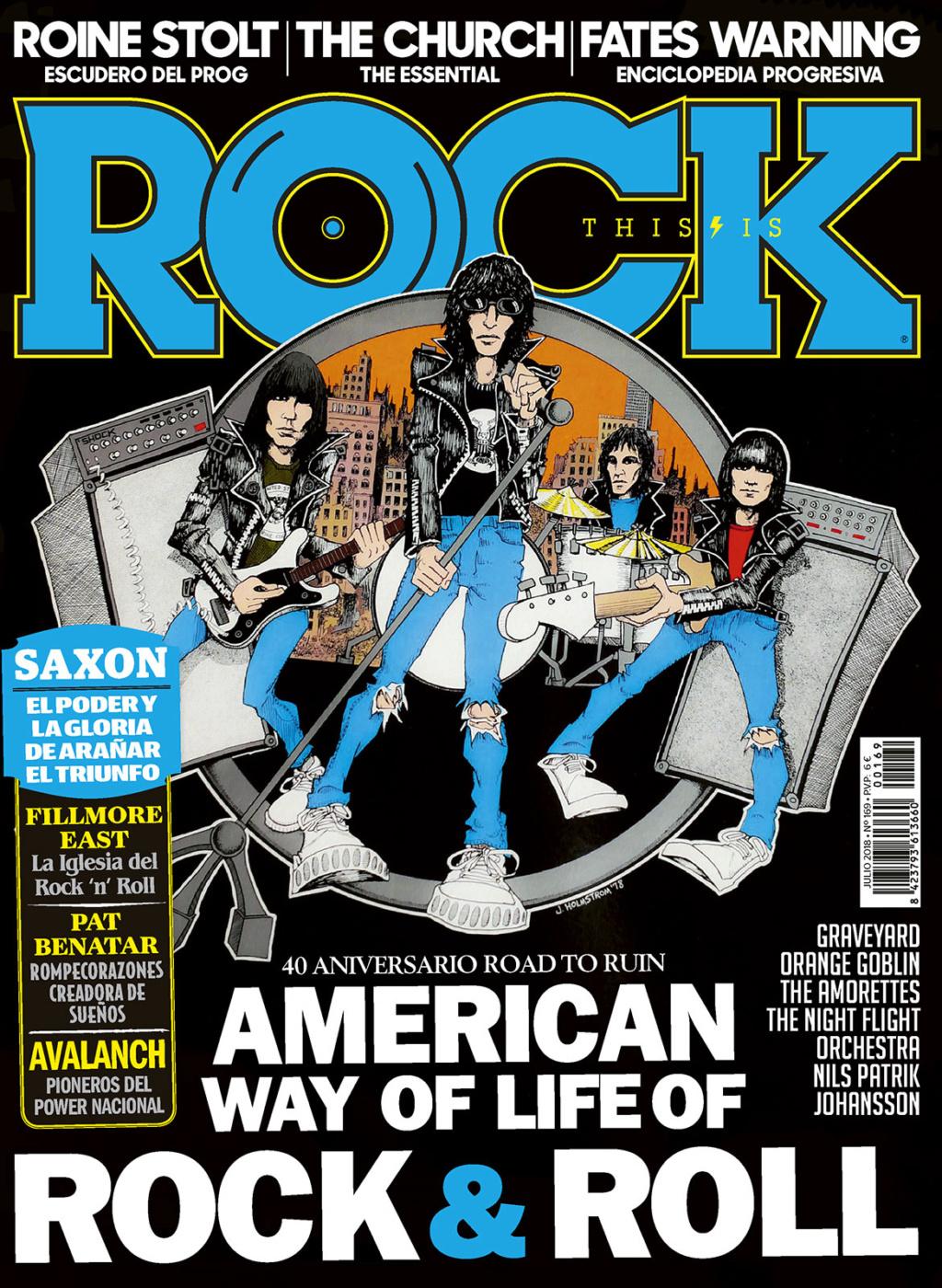 This Is Rock Julio 2018 Tir16910