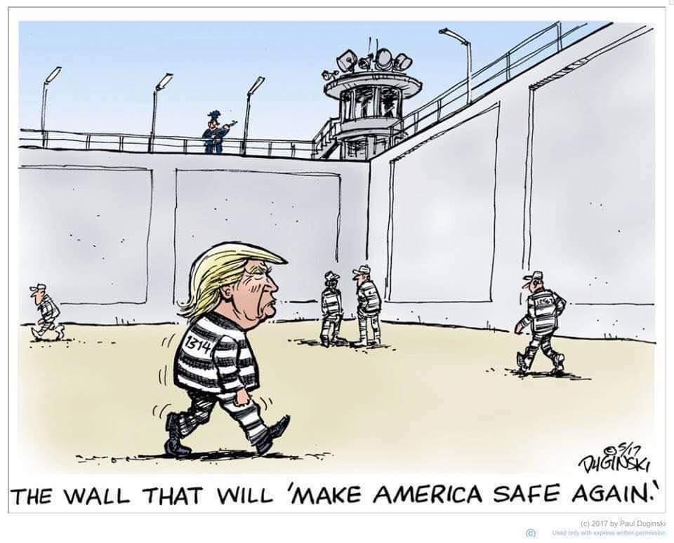 Trumb al estilo pirata Trump10