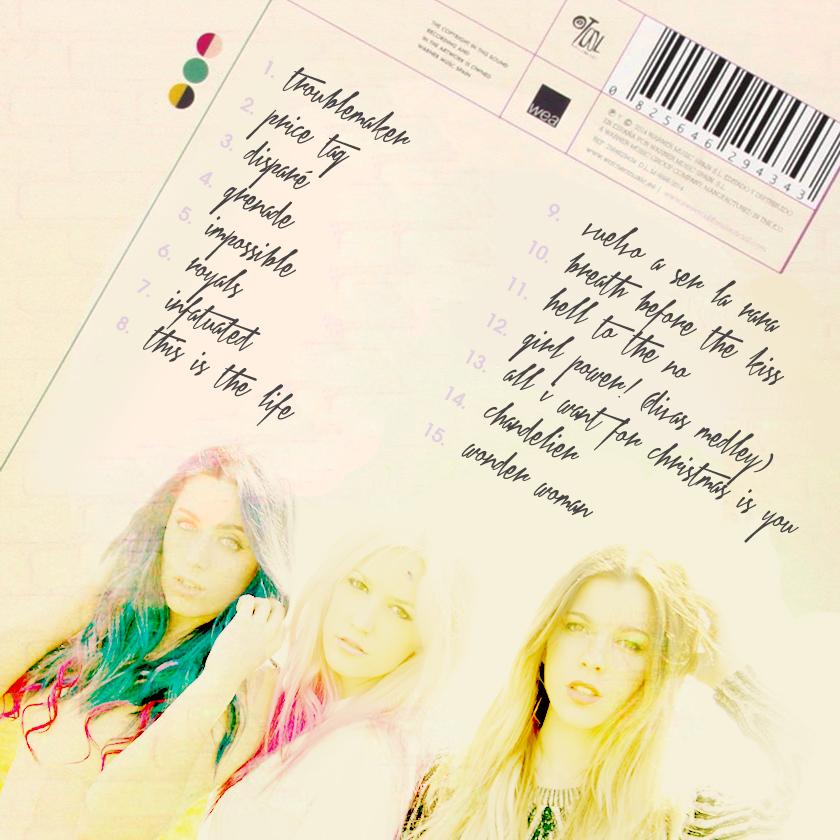 "Sweet California >> Álbum ""Hits Reloaded"" - Página 3 Back10"