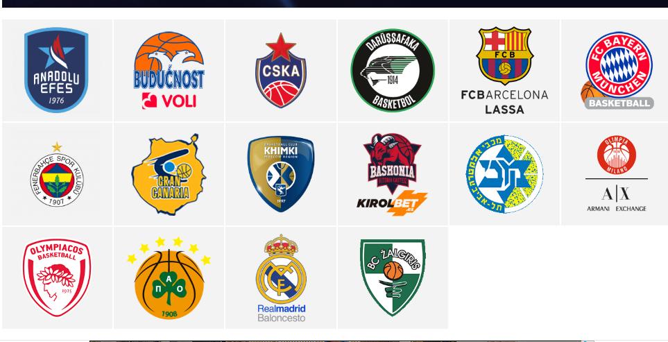 Euroliga 2018/2019 Equipo11