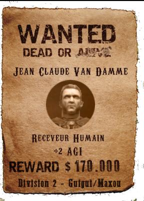 Wanted List Saison 11 Jcvd10