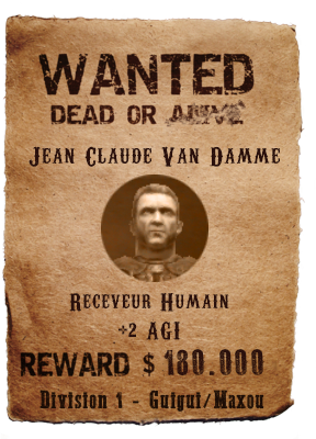 Wanted List S12 Jcvd11