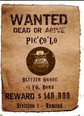 Wanted List Saison 11 Picolo10