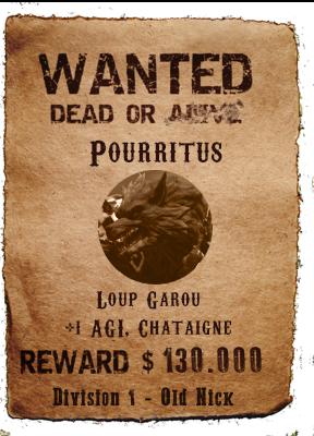 Wanted List Saison 11 Pourri10