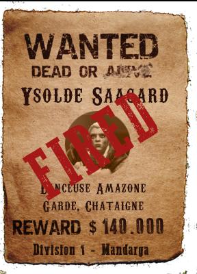 Wanted List Saison 11 Ysolde11