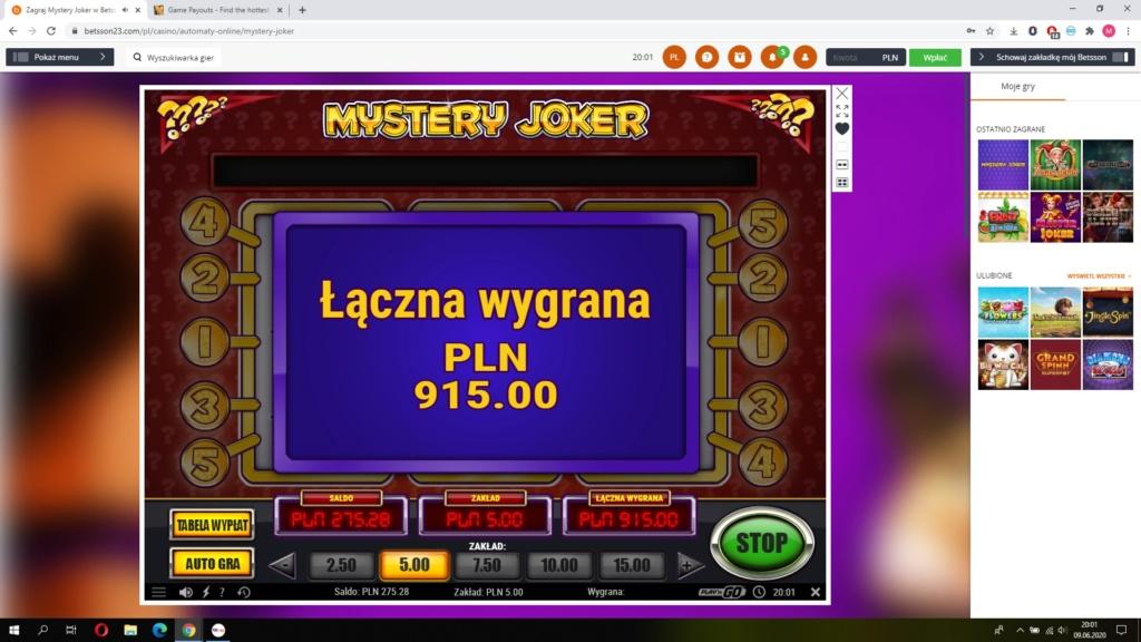 Screenshoty naszych wygranych (minimum 200zł - 50 euro) - kasyno - Page 43 Wygran10