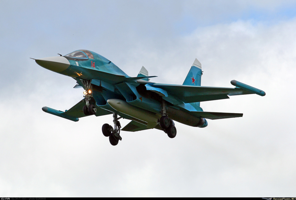 Su-34 Tactical Bomber: News - Page 36 10014410
