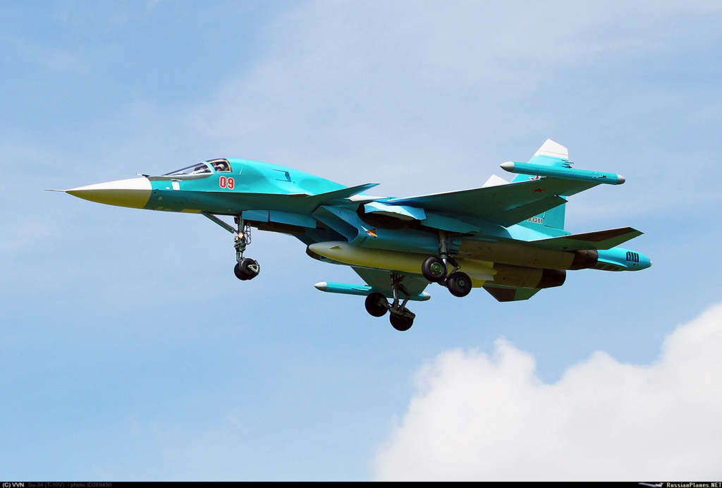 Su-34 Tactical Bomber: News - Page 36 10014510