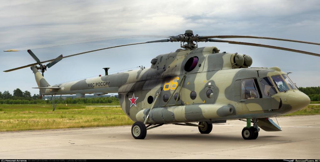 Mi-8/17, Μi-38, Mi-26: News - Page 15 16615810