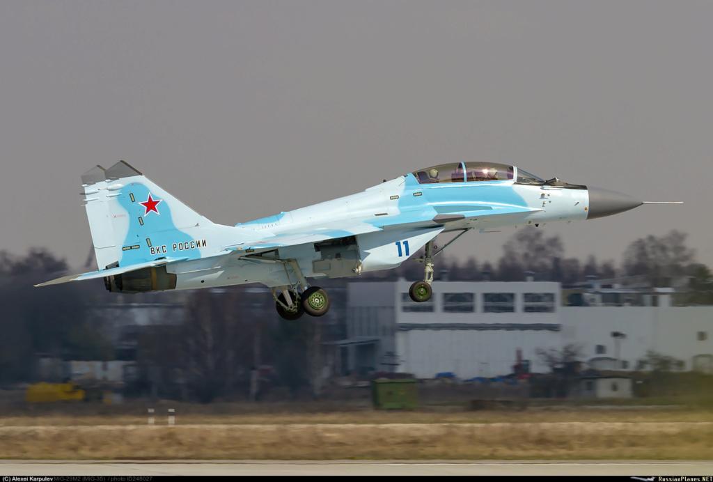 MiG-29/ΜiG-35 Fulcrum: News #2 - Page 5 24802710