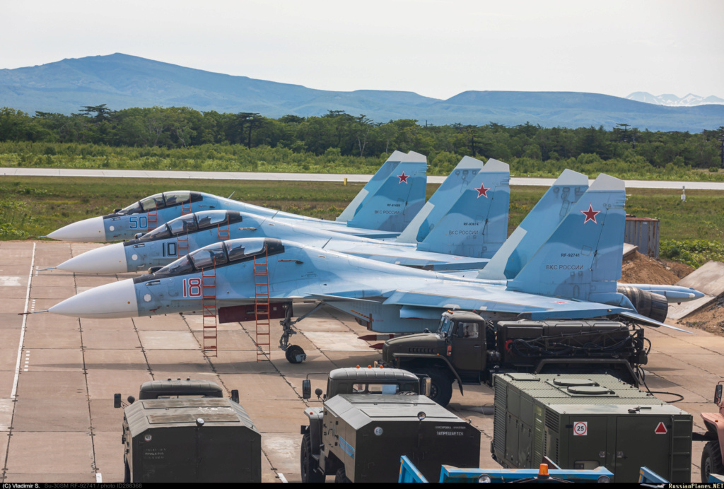 Russian Aerospace Forces (VKS) bases (Locations, units & equipment) - Page 6 28836810