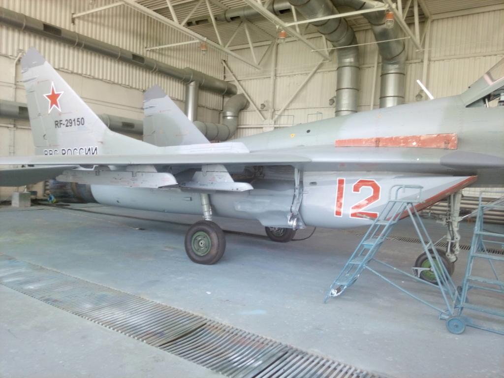 MiG-29/ΜiG-35 Fulcrum: News - Page 38 86396d10