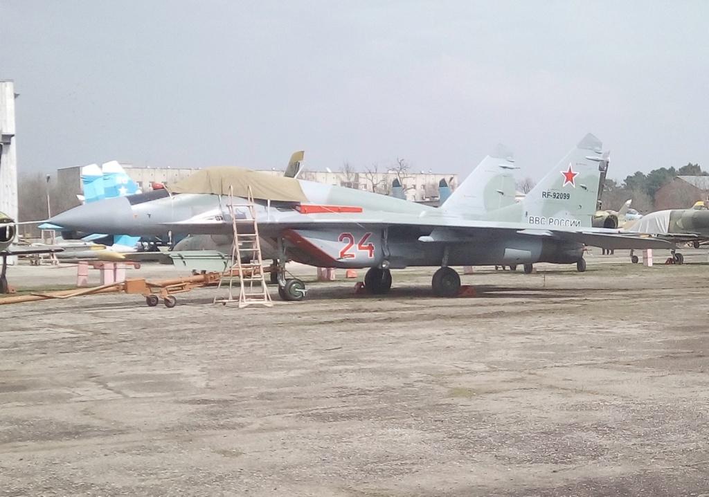 MiG-29/ΜiG-35 Fulcrum: News - Page 38 86398d10