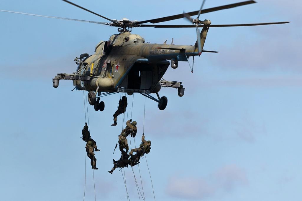 Mi-8/17, Μi-38, Mi-26: News - Page 12 Mi-8am10