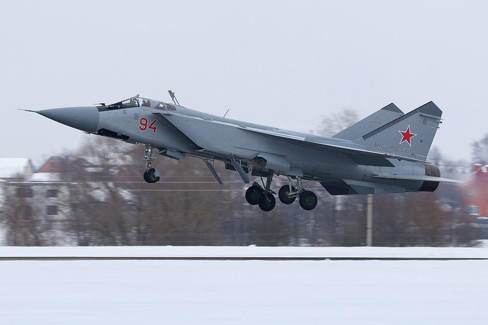 MiG-31BM Interceptor: News - Page 27 Mig-3110