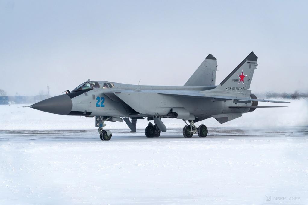 MiG-31BM Interceptor: News - Page 28 Mig-3111