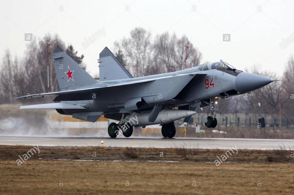 MiG-31BM/Κ Interceptor/Attack aircraft: News - Page 34 Mig-3113