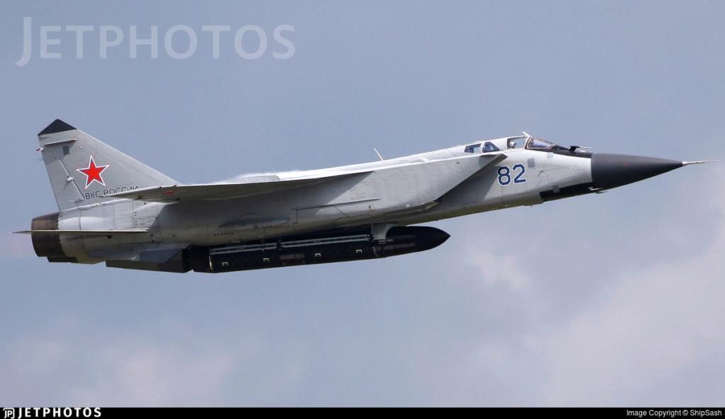 MiG-31BM/Κ Interceptor/Attack aircraft: News - Page 34 Mig-3115