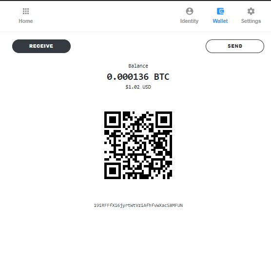 Oportunidade [Provado] Blockstack 1$ em BTC +80k sats pagos Blocks11