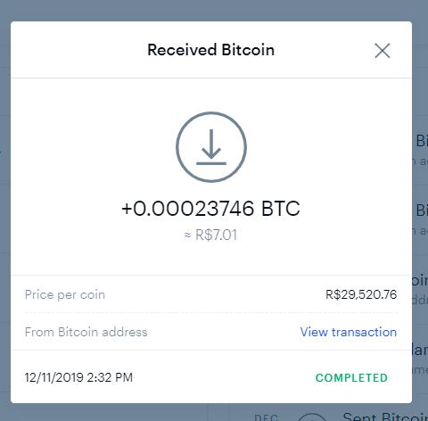 Oportunidade [Provado] Blockstack 1$ em BTC +80k sats pagos Pgto_b10