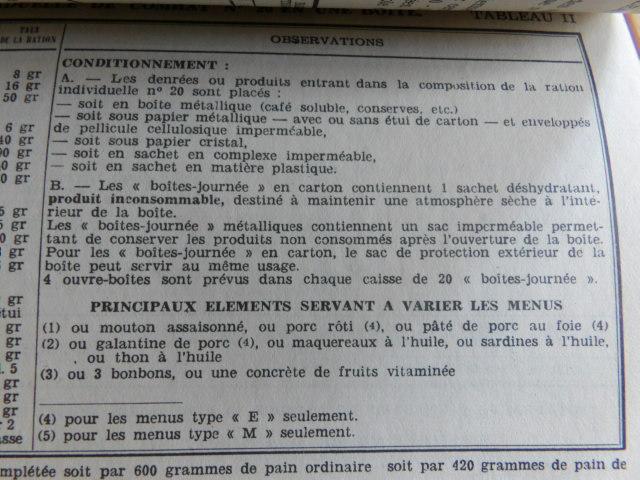 ration armée française époque inconnue 100_4116