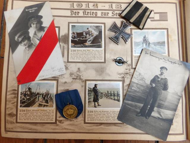 objet de    marine 1er guerre - Page 17 100_4237
