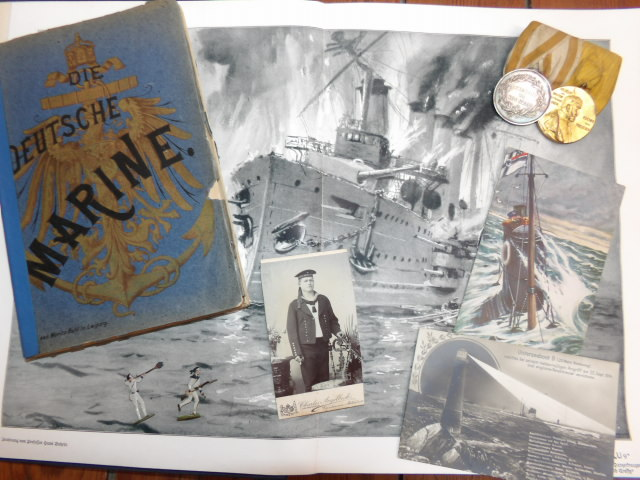 objet de    marine 1er guerre - Page 17 100_4243