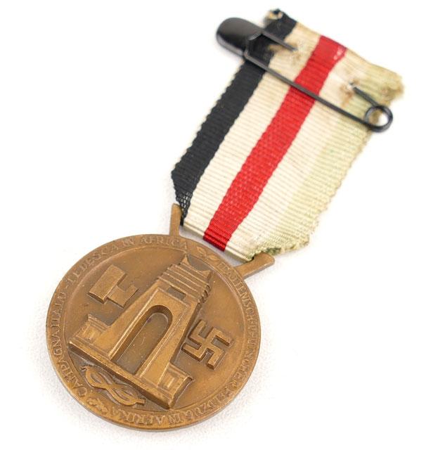 Médaille Afrikakorps 17162_10