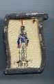Rondaches Gott mit uns, Pickelhaub, insigne 1870, crochet avec couronne (1914 ?) 400f_012