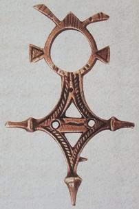 Poignard / dague = Sahara / Méhariste ? Agades10
