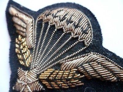 Insigne parachutiste en tissu Insign10