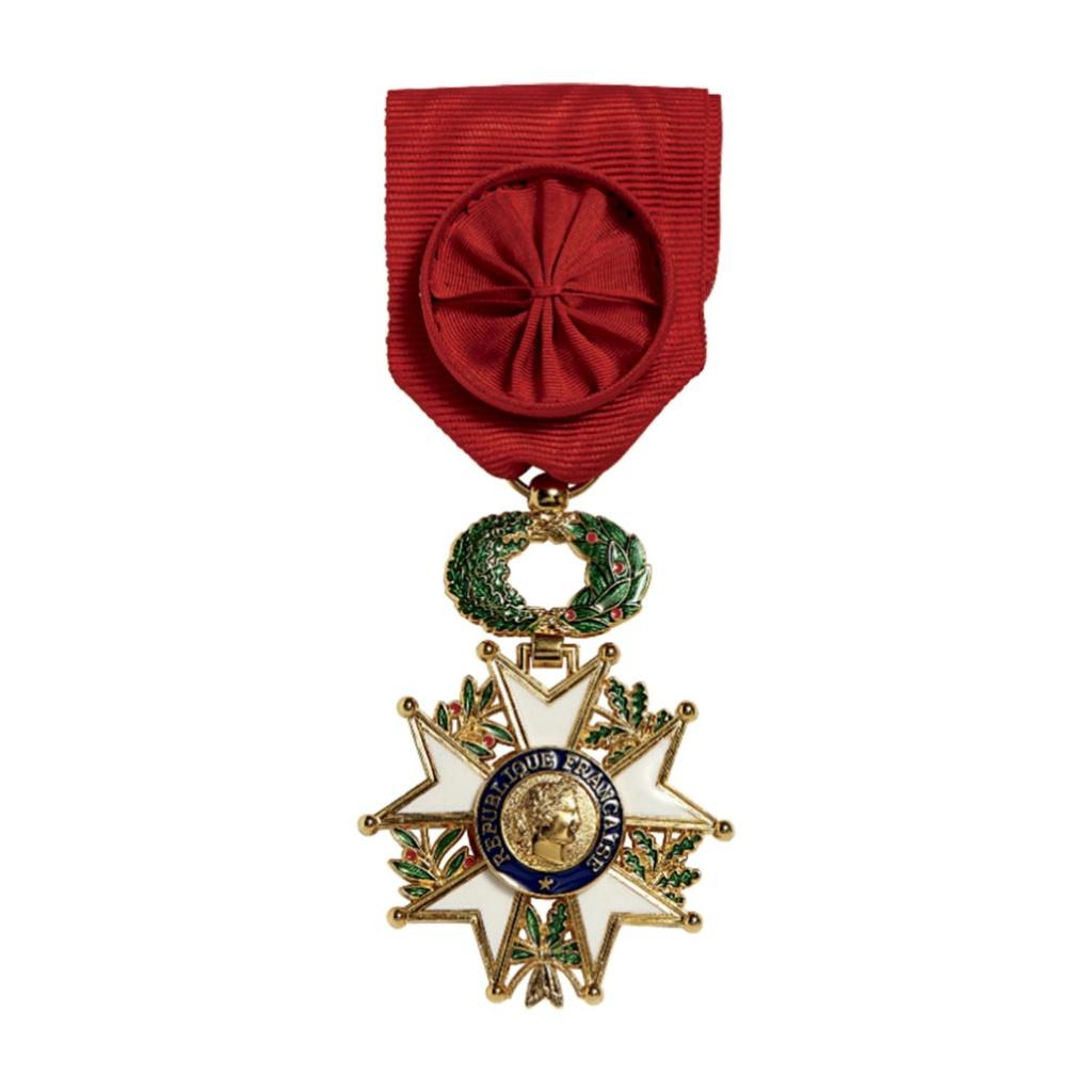 Legion modèle en 1967 Medail14
