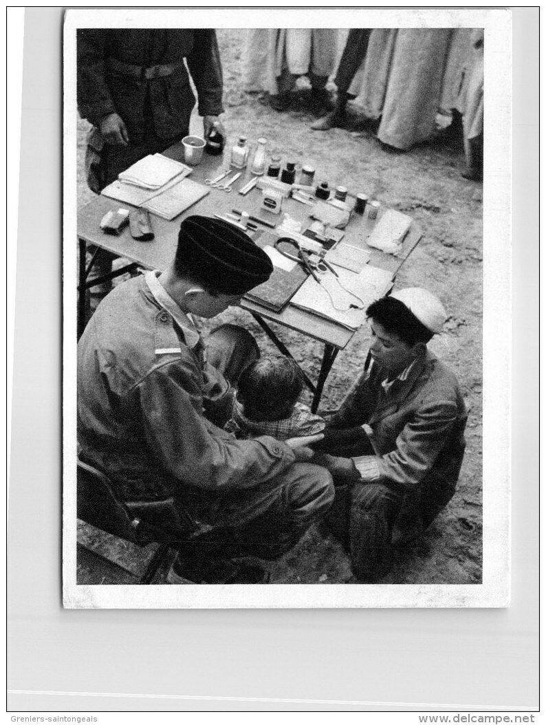 Ébauche uniforme medic en Algérie  Milita10