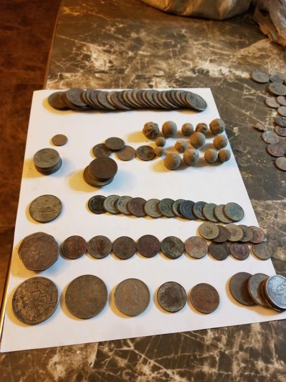 Vendo detector y toda mi colección de plata USA y monedas mexicanas 20200115