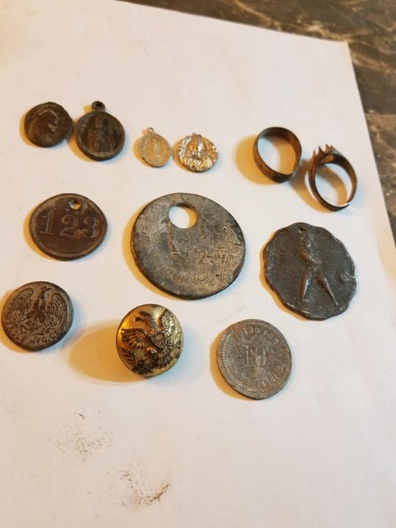 Vendo detector y toda mi colección de plata USA y monedas mexicanas 20200116